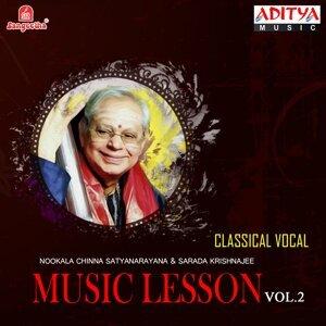 Nookala Chinna Satyanarayana 歌手頭像