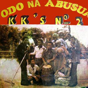 A.K. Yeboah 歌手頭像
