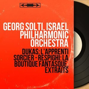 Georg Solti, Israel Philharmonic Orchestra 歌手頭像