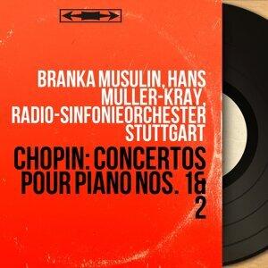 Branka Musulin, Hans Müller-Kray, Radio-Sinfonieorchester Stuttgart 歌手頭像