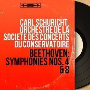 Carl Schuricht, Orchestre de la Société des concerts du Conservatoire 歌手頭像