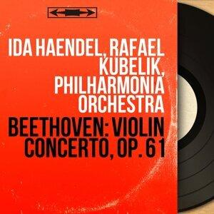 Ida Haendel, Rafael Kubelik, Philharmonia Orchestra 歌手頭像