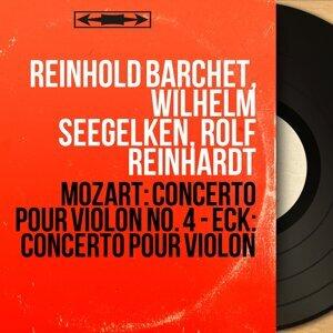 Reinhold Barchet, Wilhelm Seegelken, Rolf Reinhardt 歌手頭像