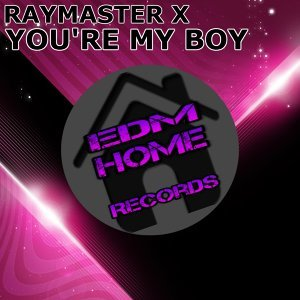 Raymaster X 歌手頭像