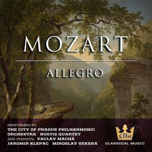 The City of Prague Philharmonic Orchestra, Nostizt Quartet, Vaclav Macha, Jaromir Klepac, Miroslav Sekera 歌手頭像