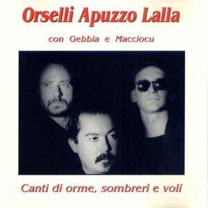Mauro Orselli, Antonio Apuzzo & Sandro Lalla 歌手頭像