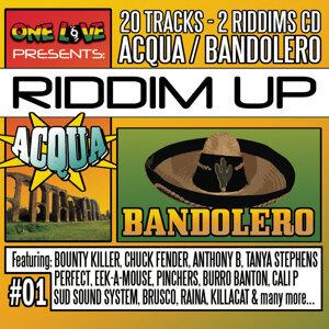 Riddimup#1: Acqua/Bandolero 歌手頭像
