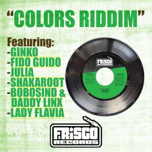 Colors Riddim 歌手頭像