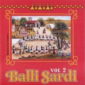 Balli sardi Vol. 2 歌手頭像
