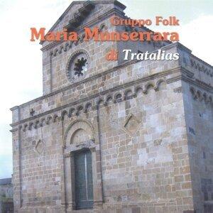 Gruppo Folk Maria Munserrara di Tratalias 歌手頭像