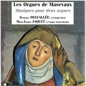 Georges Delvallée, Marie-Louise Jaquet 歌手頭像