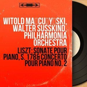 Witold Małcużyński, Walter Susskind, Philharmonia Orchestra 歌手頭像