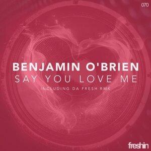 Benjamin O'Brien