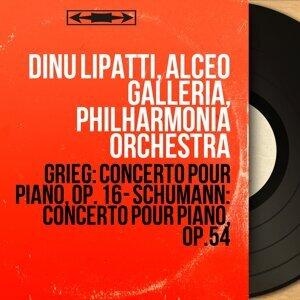 Dinu Lipatti, Alceo Galleria, Philharmonia Orchestra 歌手頭像