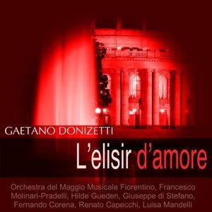 Orchestra del Maggio Musicale Fiorentino, Francesco Molinari-Pradelli, Hilde Gueden, Giuseppe di Stefano 歌手頭像