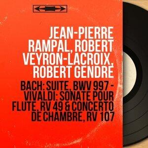 Jean-Pierre Rampal, Robert Veyron-Lacroix, Robert Gendre 歌手頭像