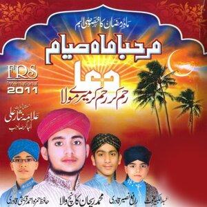 Muhammad Rehan Kaanchwala, Rafay Naseer Qadri 歌手頭像