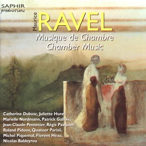 Juliette Hurel, Nicolas Baldeyrou, Quatuor Parisii 歌手頭像