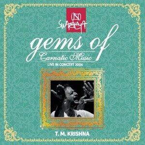 T.M. Krishna 歌手頭像