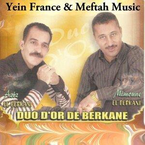 Aziz El Berkani, Mimoune El Berkani 歌手頭像