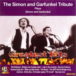 Simon And Garfunkel Tribute Band 歌手頭像