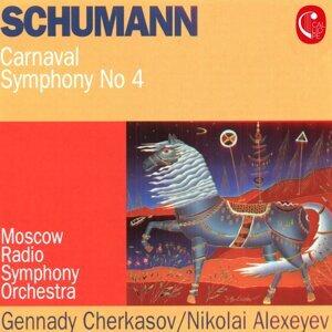 Gennady Cherkasov, Nikolai Alexeyev, Moscow Radio Symphony Orchestra 歌手頭像