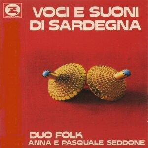 Duo Folk Anna e Pasquale Seddone 歌手頭像