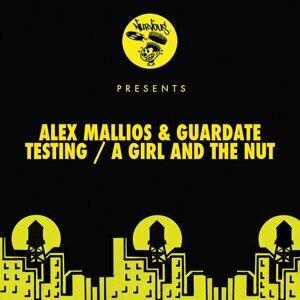 Alex Mallios, Guardate 歌手頭像