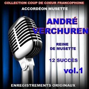 André Verchuren 歌手頭像