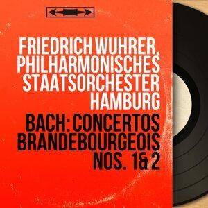 Friedrich Wührer, Philharmonisches Staatsorchester Hamburg 歌手頭像