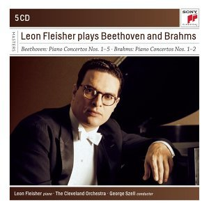 Leon Fleisher plays Beethoven and Brahms 歌手頭像