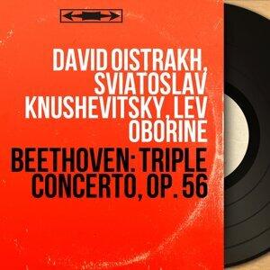 David Oïstrakh, Sviatoslav Knushevitsky, Lev Oborine 歌手頭像