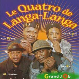 Le Quatro De Langa Langa 歌手頭像