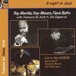 Ray Mantilla, Tony Monaco, Flavio Boltro 歌手頭像