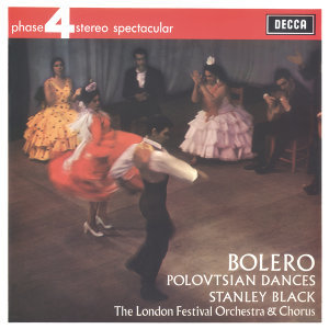The London Festival Orchestra,Stanley Black 歌手頭像