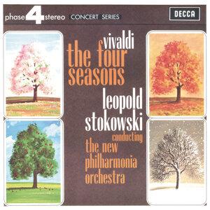 New Philharmonia Orchestra,Leopold Stokowski 歌手頭像