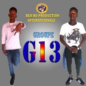 G13 歌手頭像