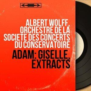 Albert Wolff, Orchestre de la Société des concerts du Conservatoire 歌手頭像