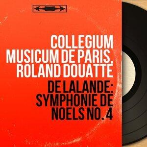 Collegium Musicum de Paris, Roland Douatte 歌手頭像
