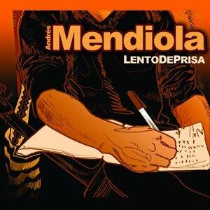 Andrés Mendiola 歌手頭像