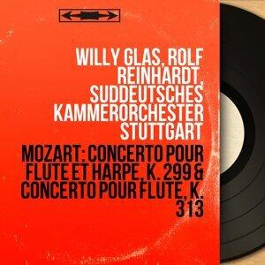 Willy Glas, Rolf Reinhardt, Süddeutsches Kammerorchester Stuttgart 歌手頭像