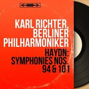 Karl Richter, Berliner Philharmoniker 歌手頭像