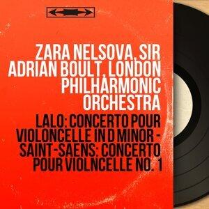 Zara Nelsova, Sir Adrian Boult, London Philharmonic Orchestra 歌手頭像