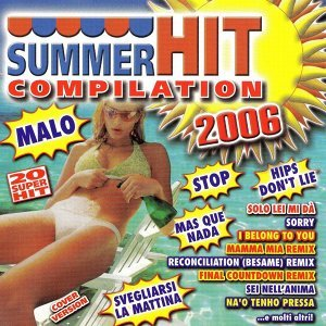 Summer Hit Compilation 2006 歌手頭像