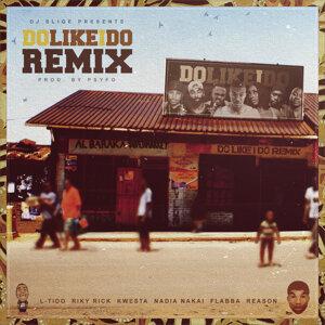 DJ Sliqe  feat. Riky Rick, Reason, L-Tido, Nadia Nakai, Kwesta & Flabba 歌手頭像