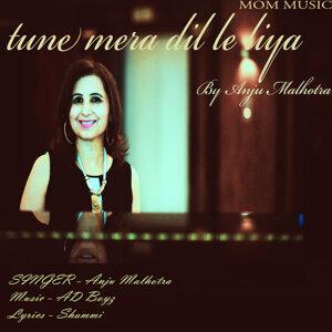 Anju Malhotra 歌手頭像