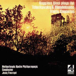 Netherlands Radio Philharmonic Orchestra,Jean Fournet,Ruggiero Ricci 歌手頭像