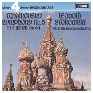 Leopold Stokowski,New Philharmonia Orchestra 歌手頭像