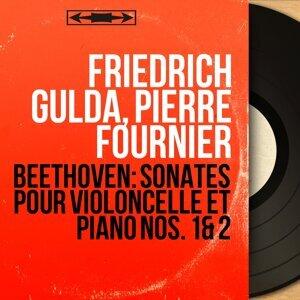 Friedrich Gulda, Pierre Fournier 歌手頭像