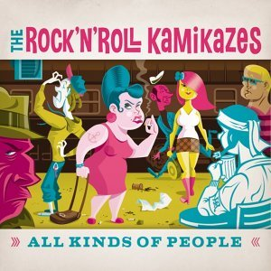 The Rock'n'Roll Kamikazes 歌手頭像